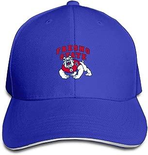 YiCYiS Fresno State Bulldogs Vs. Alabama Casquette Black