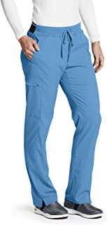 Grey's Anatomy Spandex-Stretch Kim Pant for Women - Easy Care Medical Scrub Pant
