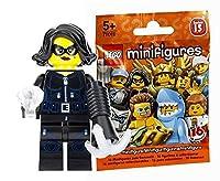 レゴ(LEGO) ミニフィギュア シリーズ15 ほう石ドロボウ (未開封品) LEGO Minifigures Series15 Jewel Thief 【71011-15】