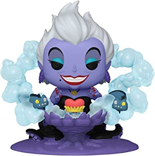 Funko Pop! Deluxe: Disney Villains- Ursula on Throne