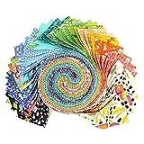 Spirit Fabrics Tula Pink Affen-Schraubenschlüssel Design