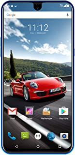 Unlocked Smartphone | 6.2 Inch Dual HD Camera Call Mobile Phone Water Drop Screen Android 8.1 2G+32G GPS 3G Smartphone
