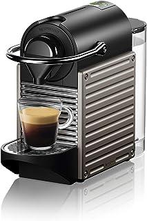 Nespresso BEC430TTN Pixie Espresso Machine by Breville, Titan