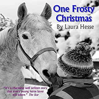 One Frosty Christmas cover art
