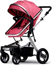 DYFAR Baby Strollers Lightweight Compact, Folds Slim for Ultra Compact Storage and Portable Stroller Pushchair UPF 50+ Extendable Hood and Rain Cover