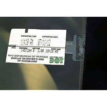 Wyebuy 10/x Large ADI pour Badge Porte-Cartes avec Pare-Brise de Voiture /à Ventouse