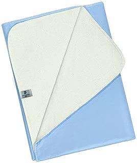 Platinum Care Pads™ Washable Reusable Bed Pads - Blu, Medium (Size 23x35) 4 Pack
