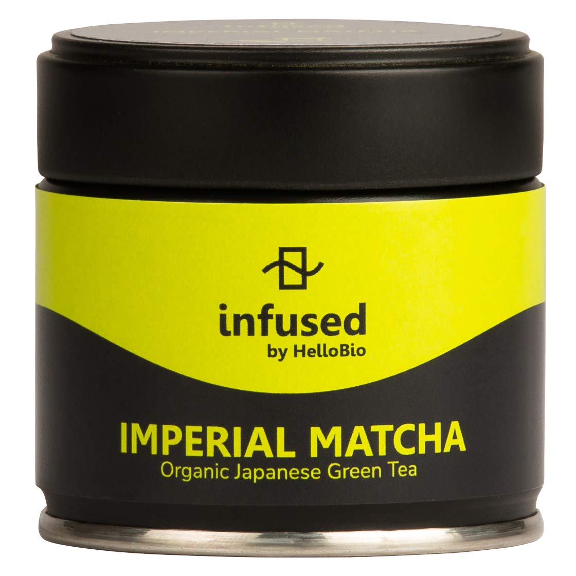 Imperial Max 54% OFF Matcha Infused by HelloBio Organic USDA Houston Mall Ma Ceremonial