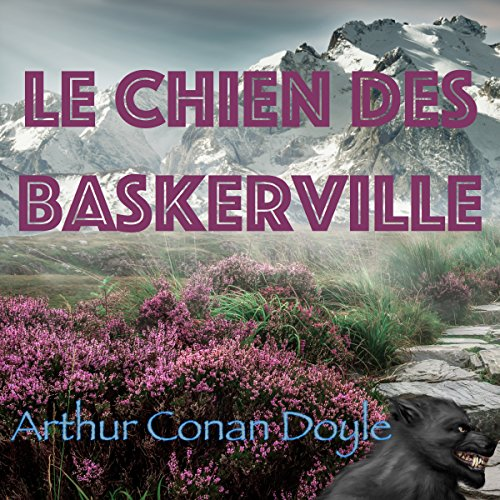 Le Chien des Baskerville cover art