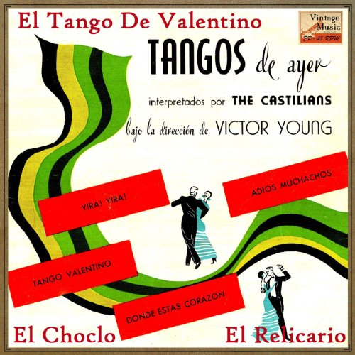 Vintage Tango No. 49 - EP: The Loves Of Rudolph Valentino