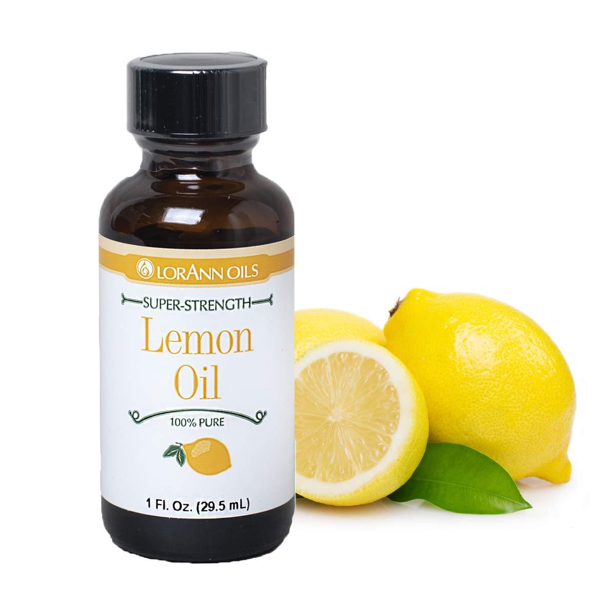 Lemon oil and
