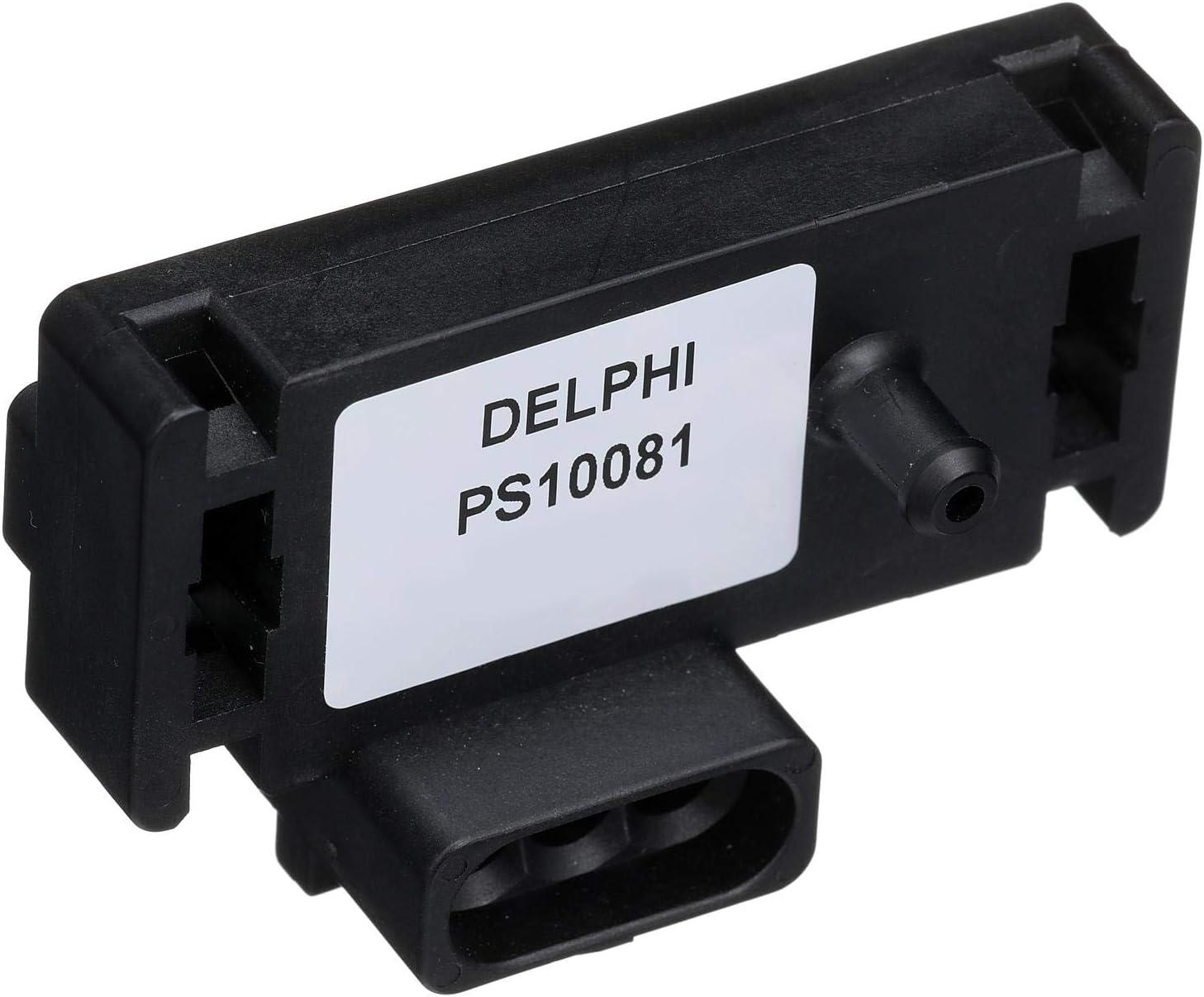 Delphi PS10081 Manifold Absolute Super sale period limited Max 78% OFF Sensor MAP Pressure