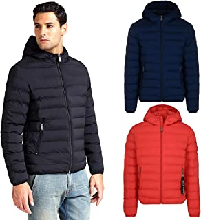best cheap d567d fe5ad Amazon.it: Guess - Giacche e cappotti / Uomo: Abbigliamento