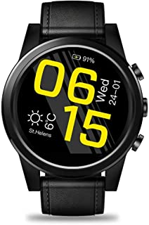 Bestmemories Thor 4 PRO 4G Smartwatch 1.6 inch Crystal Display Smart Watches GPS/GLONASS Quad Core 16GB 600mAh Hybrid Smart Bracelets Smart Watch for Men for Zeblaze Thor 4 PRO