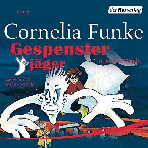 Gespensterjäger in großer Gefahr                   Autor:                                                                                                                                 Cornelia Funke                               Sprecher:                                                                                                                                 Monty Arnold                      Spieldauer: 2 Std. und 34 Min.     108 Bewertungen     Gesamt 4,7