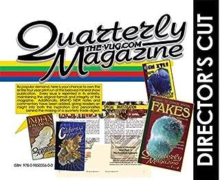 The-Vug.com Quarterly Magazine: Director's Cut