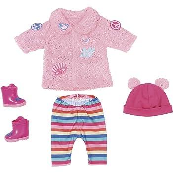 Rosa Schnee Stiefel Für 18/'/' Puppe 43 cm schöne Zapf Baby Puppe Schuhe Geschenk