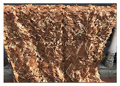 SJIAWZW Oxford-Stoff-Tarnungs-Netz, kampierendes Tarnnetz passend für die Jagd Waldland-tibetanische Armee (Mehrfarbig wahlweise freigestellt) (Farbe : C, größe : 6 * 6m)