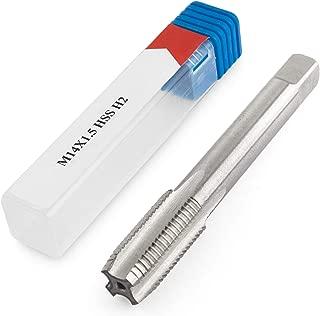 STARVAST M14 Thread Tap, 14mm x 15 Metric High Speed Steel (HSS) Right Hand Thread Taper Tap