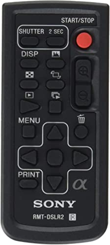 ソニー リモートコマンダー RMT-DSLR2
