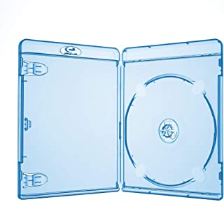 Funda para Blu Ray 11 mm para 1 Bluray DVD CD Disc nuevo 10 fundas similares Amaray