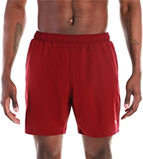VECCOBERRY Men's Athletic Shorts with 4 Pockets Quick Dry Lightweight Workout 7'' Gym Running Short