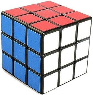 iLink- Original Speed Cube Magique Classique Durable de 56 mm, Puzzle 3D Professionnel pour Tous Les âges, 3x3 Rubix, Mult...