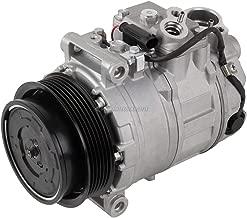 AC Compressor & A/C Clutch For Mercedes S430 CL500 C230 CLK320 ML320 C320 C240 G500 CLK55 G55 ML500 ML55 ML350 S55 SL55 - BuyAutoParts 60-01576NA NEW