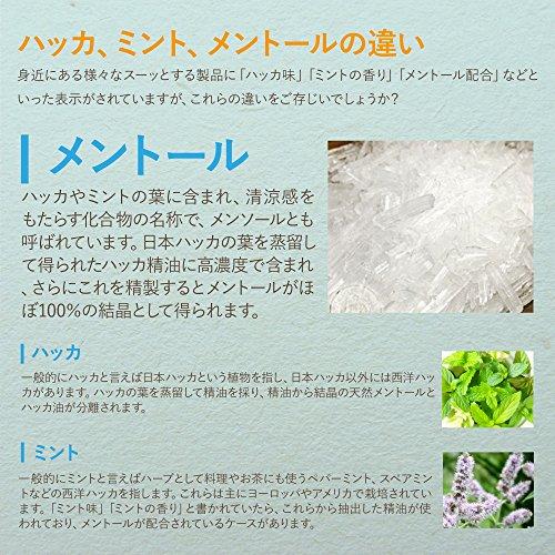 TENKU『日本製ハッカ脳SUUU(スー)』