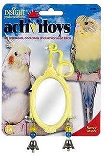 JW Pet Company Activitoy - Piccolo Giocattolo per Uccelli, Colori variabili