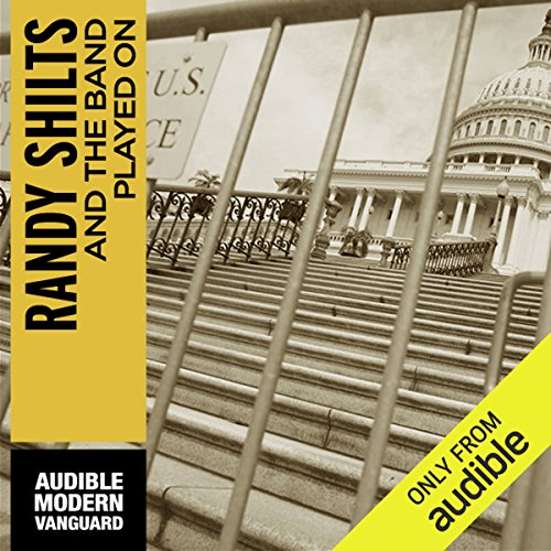 And the Band Played On     Politics, People, and the AIDS Epidemic              By:                                                                                                                                 Randy Shilts                               Narrated by:                                                                                                                                 Victor Bevine                      Length: 31 hrs and 44 mins     64 ratings     Overall 4.6