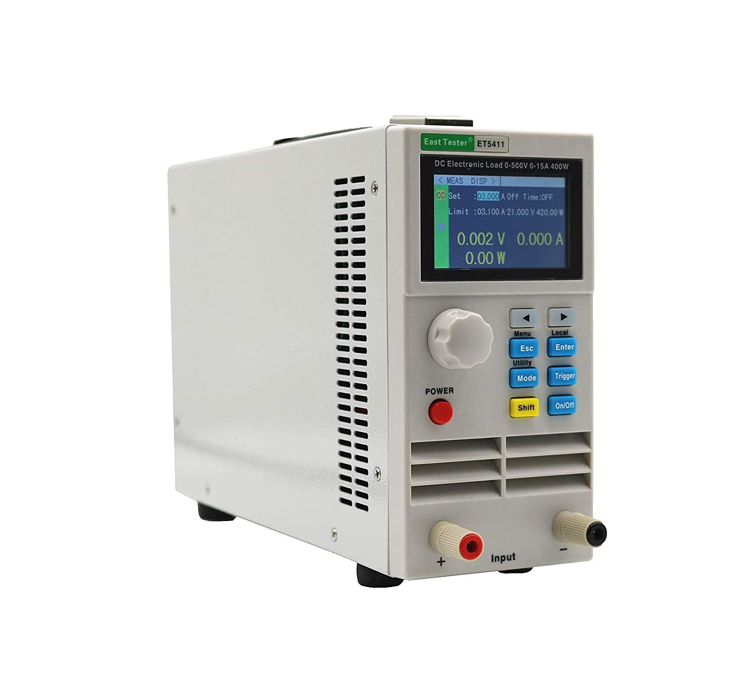 East Tester ET5411 Single-Channel Load Programmable Electronic 4 Spring new work one Limited price sale after another