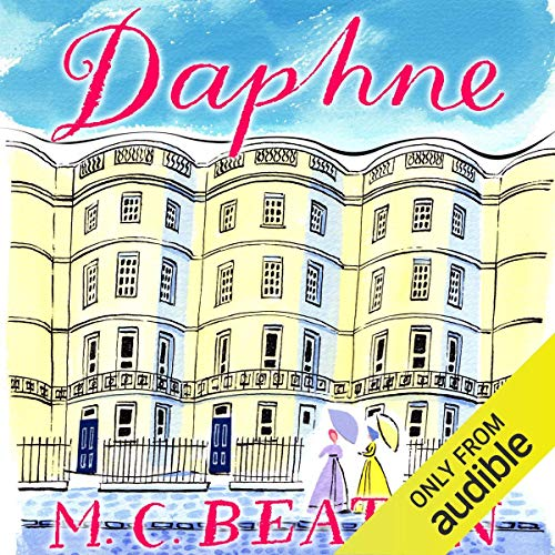Daphne audiobook cover art