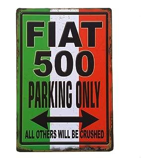 Genuine Ford Service Metall Targa in Metallo Cartello in Metallo con Scritta Decorazione Vintage Poster per Bar Caffetteria Box Auto Soggiorno Camera da Letto