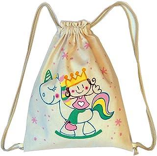 Mochila cuerdas Infantil Personalizada Unicornia