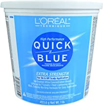 loreal blue bleach