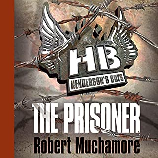 Couverture de Henderson's Boys: The Prisoner