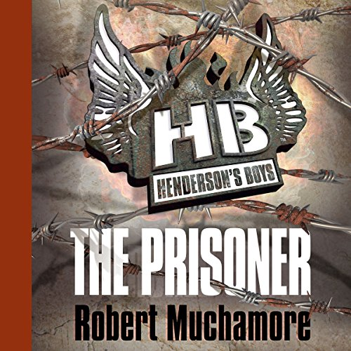 Henderson's Boys: The Prisoner audiobook cover art