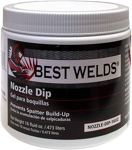 popular Best Welds Mig popular Welding Nozzle Gel Tip Dip 16oz Welder new arrival 1 LB outlet sale