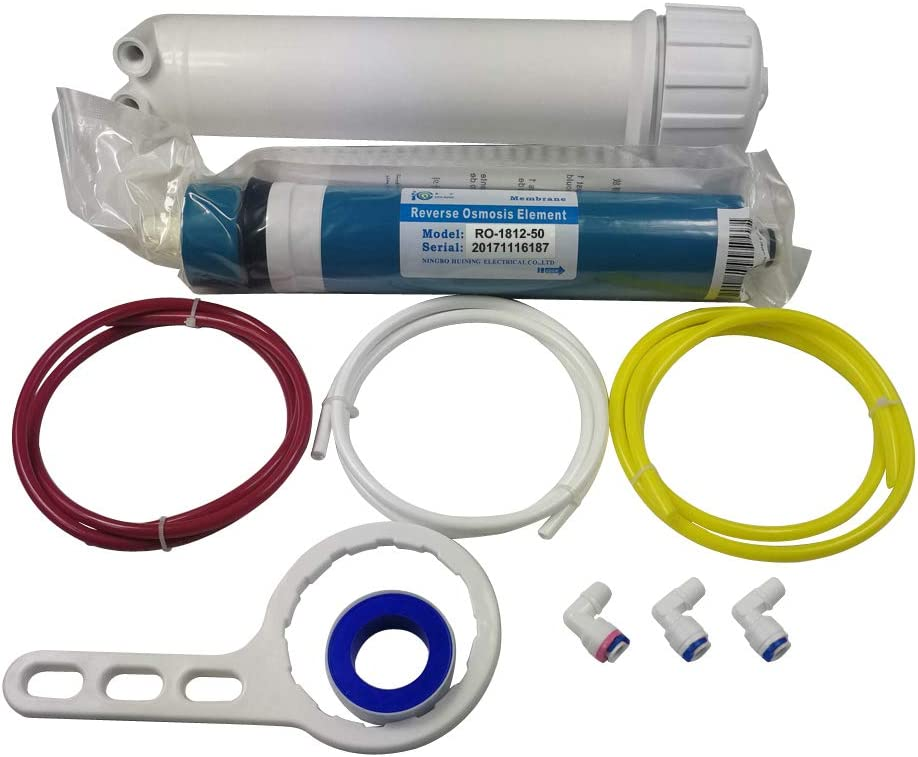 Huining Reverse Large discharge sale Osmosis Membrane 2012 Hou RO 50GPD-1812 New life