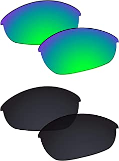 Replacement Lenses for Oakley Half Jacket Sunglasses - Multiple Choices