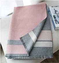 SLM-max sjaal vrouwen,Damessjaals Superzachte dikke warme dekensjaal Wollen sjaal Dames cadeau-sjaal Grote vriendin Thanks...