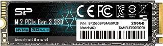 シリコンパワー SSD 256GB 3D NAND M.2 2280 PCIe3.0×4 NVMe1.3 P34A60シリーズ 5年保証 SP256GBP34A60M28
