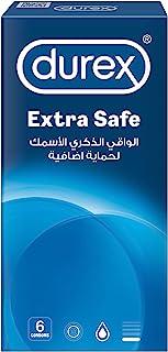 Durex Extra Safe Condom - Pack of 6