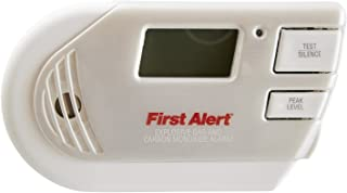 First Alert Combination Explosive Gas and Carbon Monoxide Alarm with Backlit Digital..