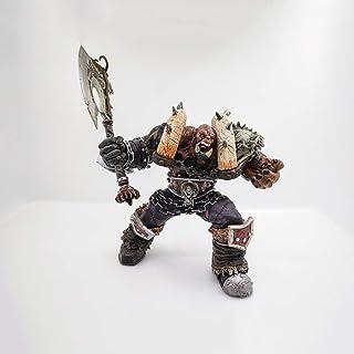 JHZTOY World of Warcraft Garrosh Hellscream Vinyl Action Figure
