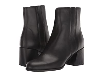 Eileen Fisher Tris (Black Leather) Women