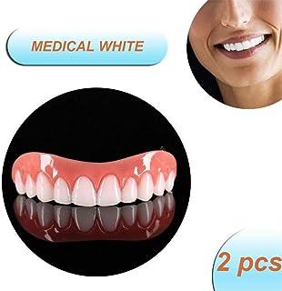 化粧品の歯のホワイトニングスナップオンスマイルトップ義歯インスタントプロテーゼスマイルコンフォートフィットフレックスオーラルケア