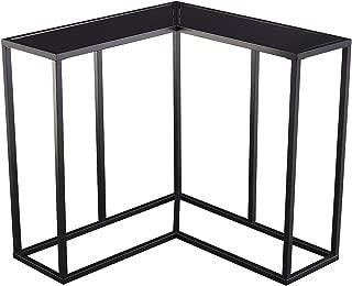 Southern Enterprises Selinia Console Table, Black