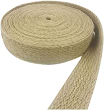 10m (32.8 ft) Long Soft Cotton Hemp Rope for Crafts Gift Wrapping-5 cm
